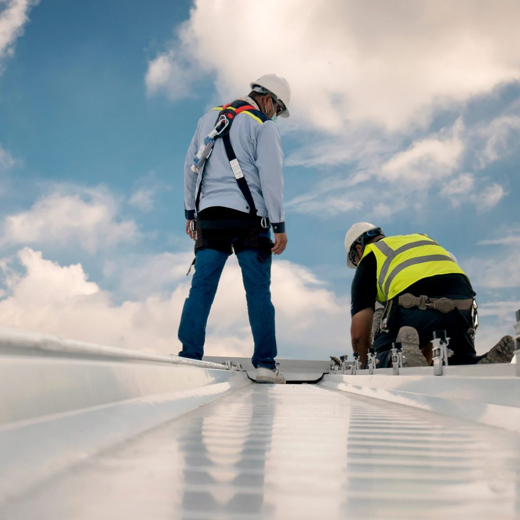 roof repairs in Perth