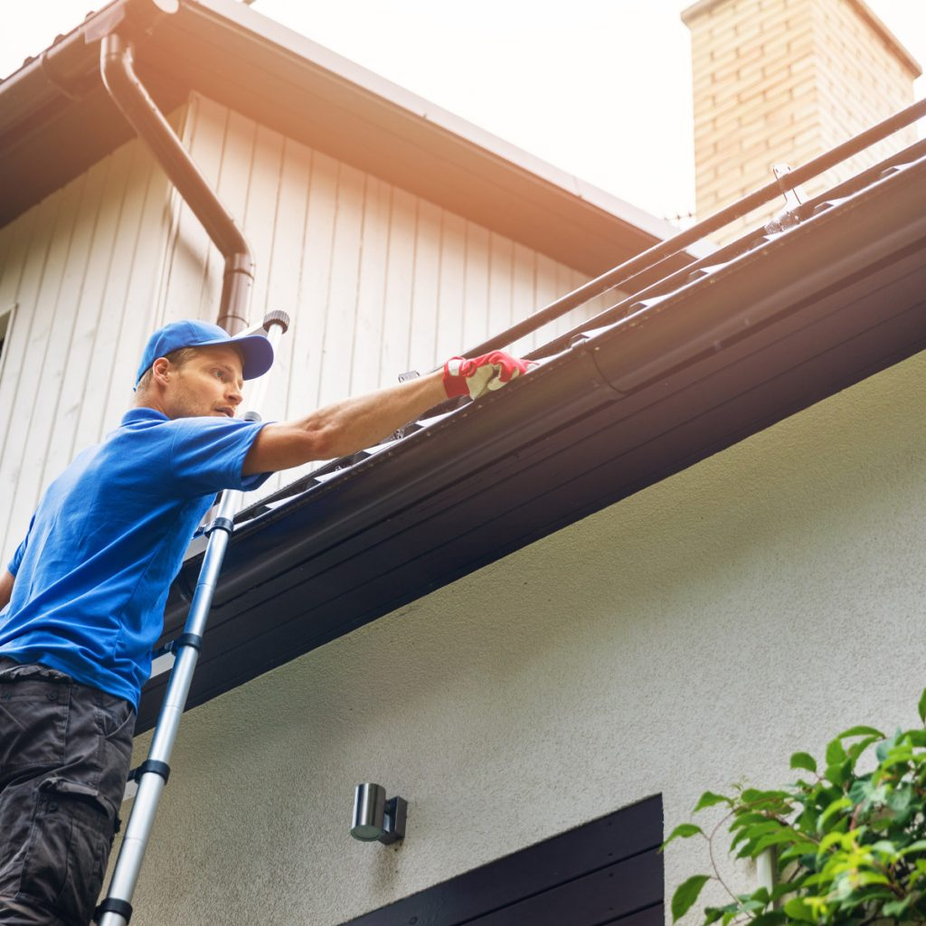 gutter repairs and maintenance