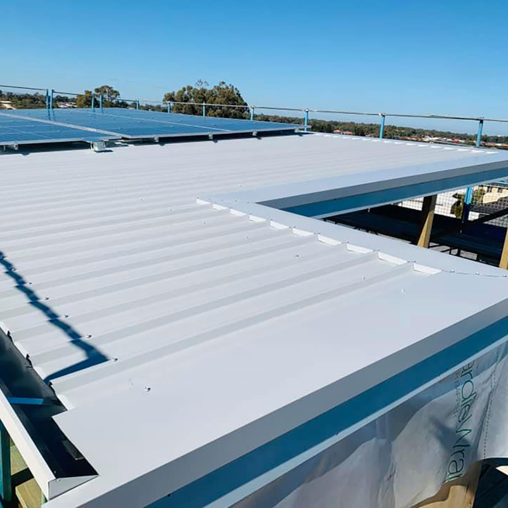 local roof plumbers perth